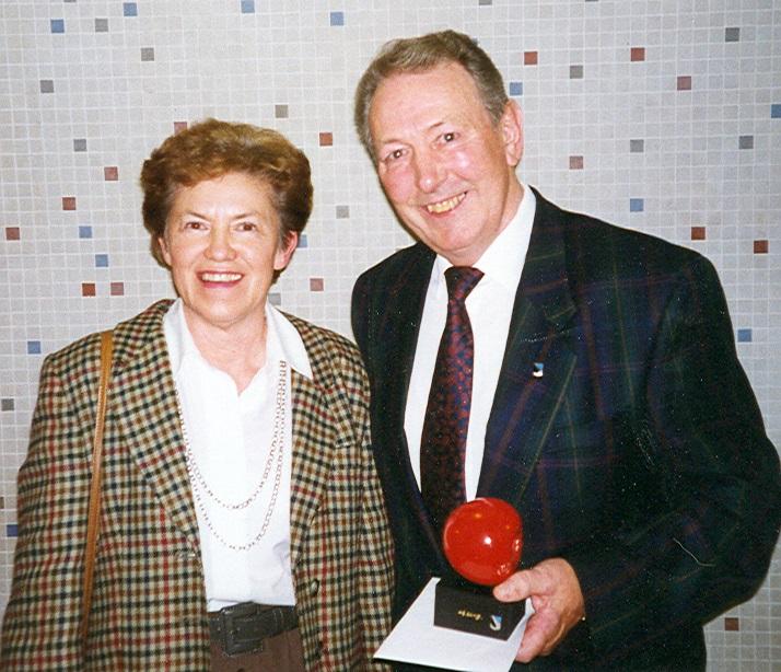 Kerstin och Yngve Persson
